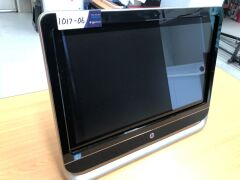 HP Touchsmart 23 All-in-one Workstation