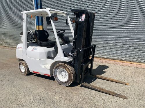 2006 Toyota 42-7FG25 4 Wheel Counterbalance Forklift *RESERVE MET*