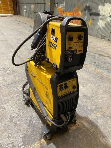 WIA Weldmatic 500i Multiprocess Welder *RESERVE MET*