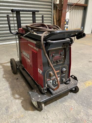 Lincoln Electric Power Wave C300CE Arc Welder