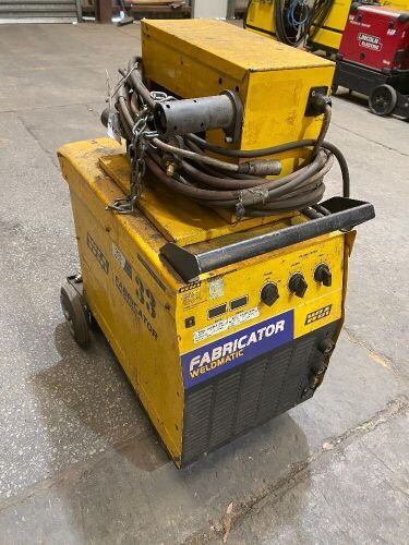 WIA Weldmatic Fabricator CP127-2 Welding Machine *RESERVE MET*