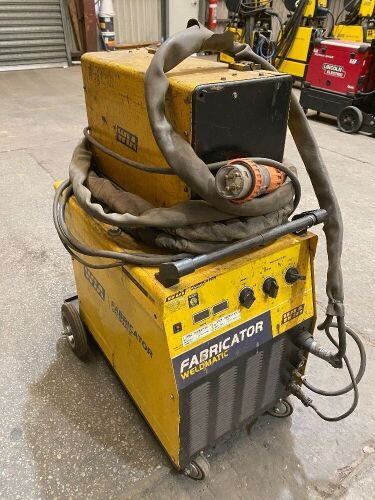 WIA Weldmatic Fabricator CP135-2 Welding Machine *RESERVE MET*
