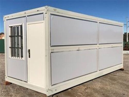 Portable Modular Tiny House Container Home Cabin Granny flat Studio Office