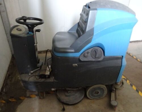 Ride-On Scrubber, FIMAP