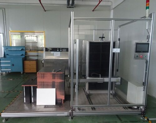 Fatigue Test Bench With Drawers ASPL-RTC-001