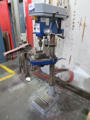 Hafco Metal Master Industrial Drill