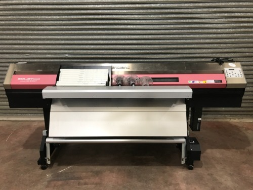 Roland Inkjet Printer and Cutter, Model: XC540MT Print and Cut