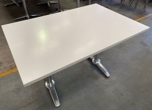 Quantity of 4 Cafe Tables