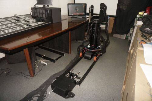 ROSS Furio VR1 Dolly System