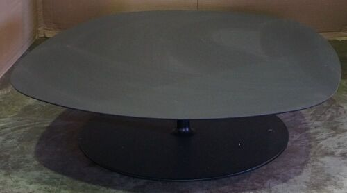 Grey Coffee table - Dims 970w x 950d x 260h mm