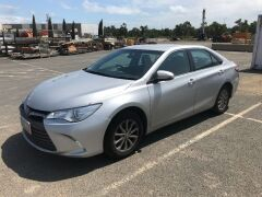 2016 Silver Toyota Camry Altise ASV50R Automatic Sedan with 110,993 Kilometres - 3