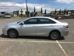 2016 Silver Toyota Camry Altise ASV50R Automatic Sedan with 110,993 Kilometres - 4