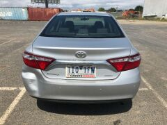 2016 Silver Toyota Camry Altise ASV50R Automatic Sedan with 110,993 Kilometres - 5