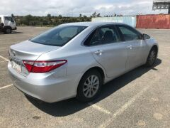 2016 Silver Toyota Camry Altise ASV50R Automatic Sedan with 110,993 Kilometres - 6