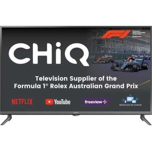 "CHIQ Full HD Smart LED LCD Television 40"" L40H5"