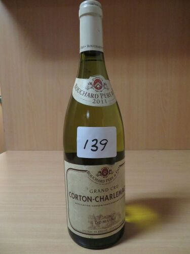Bouchard Corton Charlemagne 2011 (1x750ml).Establishment Sell Price is: $550