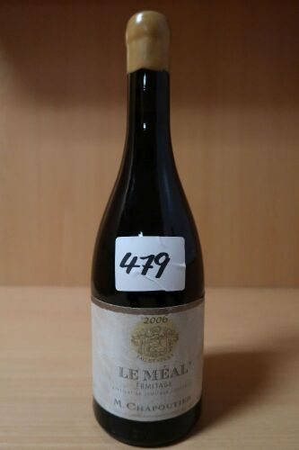 Chapoutier Hermitage Meal 2006 (1x750ml).Establishment Sell Price is: $493