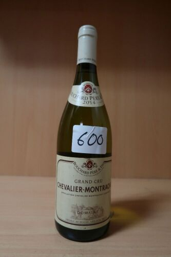 Chevalier-Montrachet Grand Cru Bouchard Pere And Fils 2014 (1x 750ml).Establishment Sell Price is: $937
