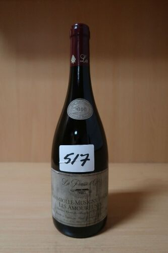 Pousse d'Or Chambolle Musigny Amoureuses 2010 (1x750ml).Establishment Sell Price is: $750