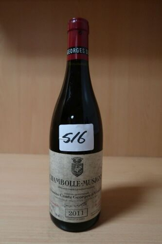 Domaine Comte Georges de VogueChambolle Musigny 2010 (1x750ml).Establishment Sell Price is: $490