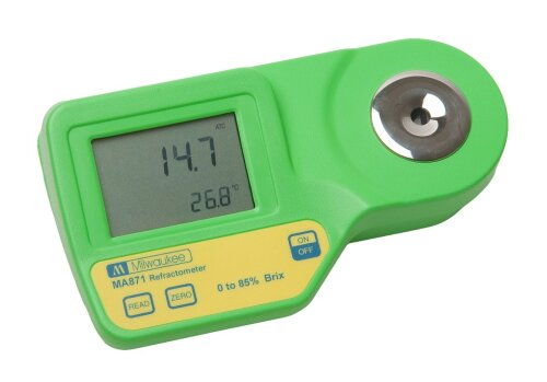 Milwaukee Instruments MA871 Digital Brix refractometer