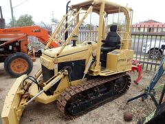 2012 Mini Crawler Dozer East Wind YCT356S-S MKII