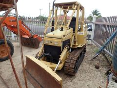 2012 Mini Crawler Dozer East Wind YCT356S-S MKII - 2