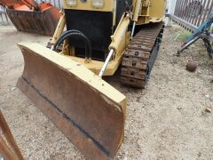 2012 Mini Crawler Dozer East Wind YCT356S-S MKII - 3