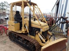 2012 Mini Crawler Dozer East Wind YCT356S-S MKII - 4