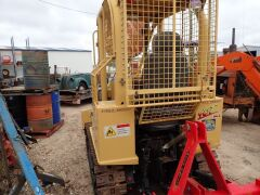 2012 Mini Crawler Dozer East Wind YCT356S-S MKII - 14