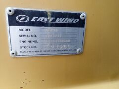 2012 Mini Crawler Dozer East Wind YCT356S-S MKII - 16