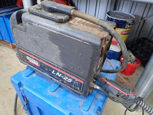 Lincoln Electric LN-25 Wire Feeder