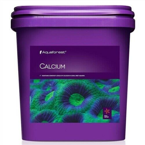 Aquaforest Calcium supplements.