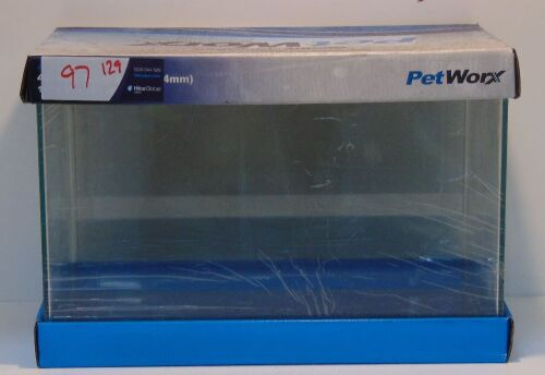 Petworx Fish tank 40 x 22 x 45cm (5mm)