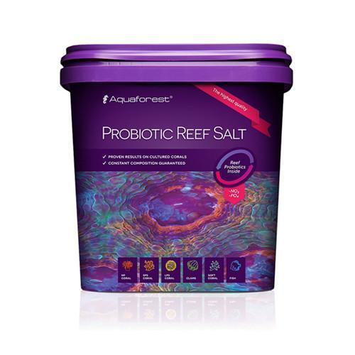 Aquaforest Probiotic Reef Salt x Three Containers 5kg Each total 15Kg