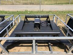"Unreserved Unused 2019 72"" Skid Steer Brush Cutter Attachment (Location: Archerfield, QLD)"
