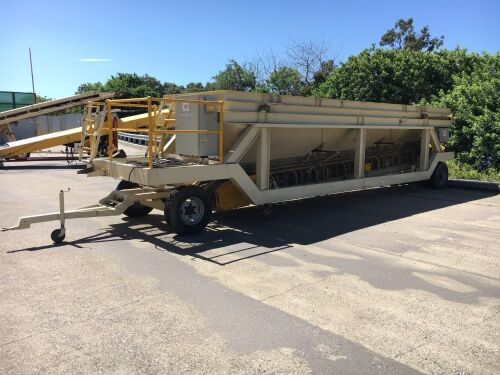 Tain Mobile Loading/Weighing Hopper