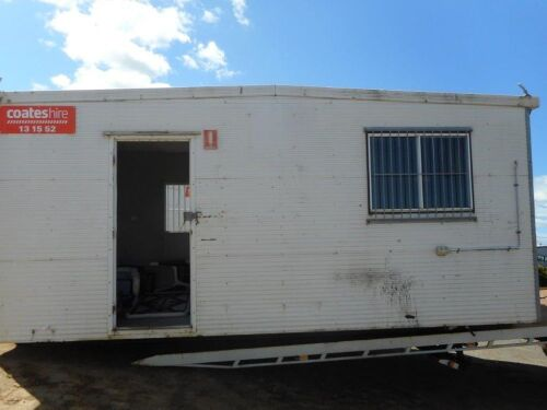 ***DO NOT LOT - REMOVED***6.0m x 3.0m Multi Purpose Building