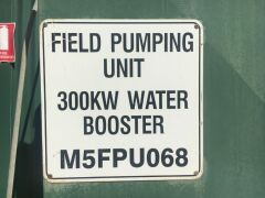 Field Pumping Unit (FPU 068) - 5