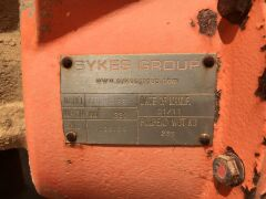 Sykes Water Pump (Pump 57) - 12