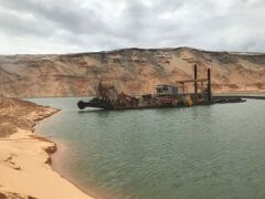 Cutter Suction Dredge - 2