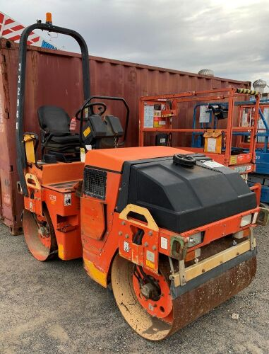 2005 Dynapac CC102 Vibratory Smooth Drum Roller - RESERVE MET