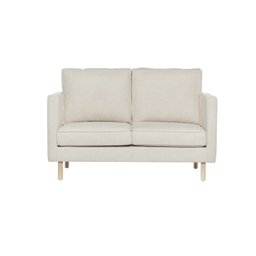 1 x Hartley Two Seat Sofa - Sand