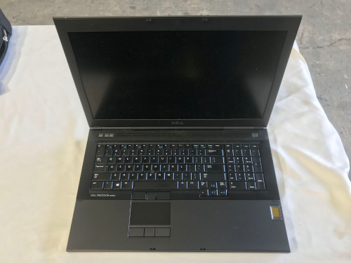 Laptop Computer, Dell Precision M6800 (2013)(No power supply), with case