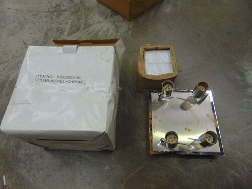 Bundle of 2x IBISLUX KGU3002/4B downlights