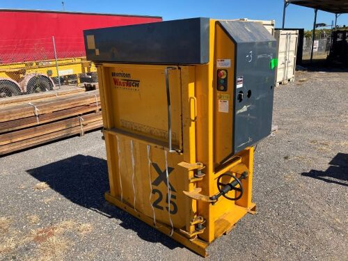 Bramidan Waste Baler and Compactor