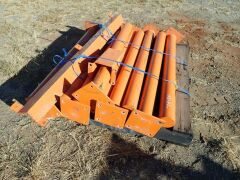 Quantity of 12 x Steel Bollards - 2