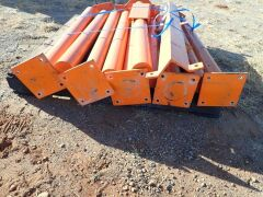 Quantity of 12 x Steel Bollards - 5
