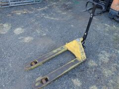 Hyster Roo Pallet Jack