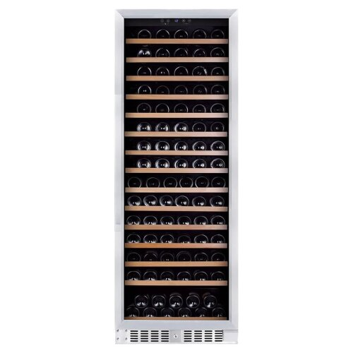 DeLonghi 166 Bottle Single Zone Wine Cabinet DELWC166S